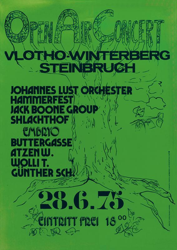 Plakat 1975