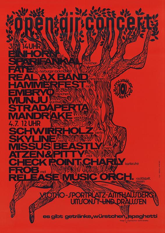 Plakat 1976