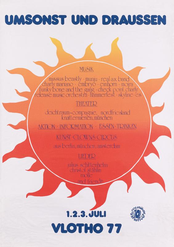 Plakat 1977