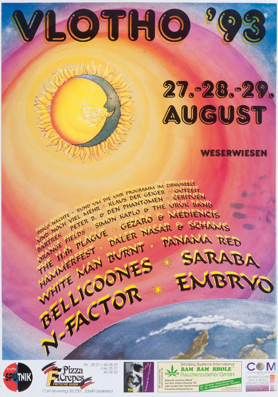 Plakat 1993